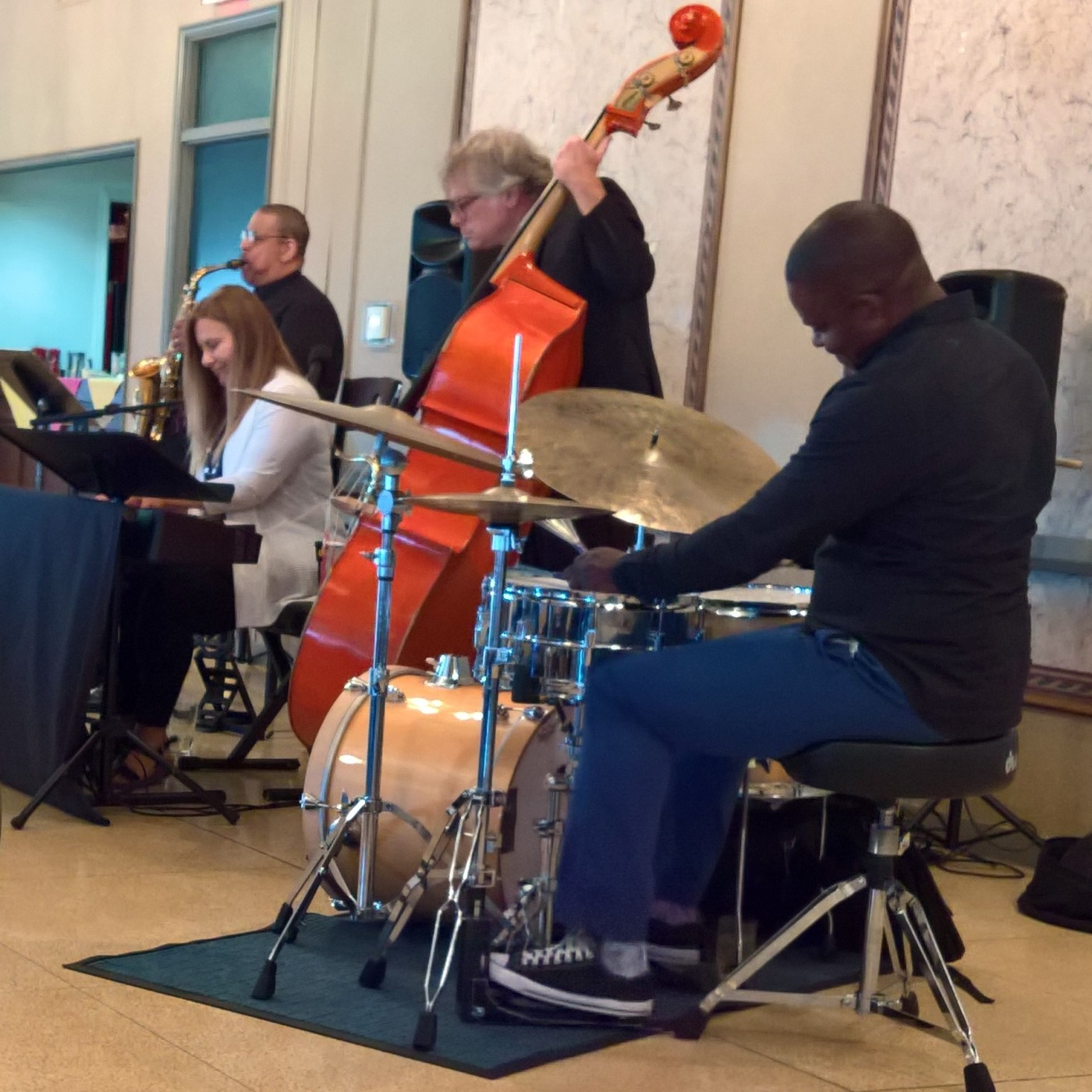 Jenny Wilson Quartet